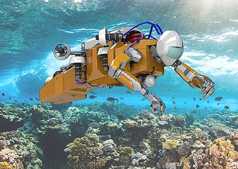 Mobilité et manipulation : des robots pour ouvrir de nouvelles perspectives « InternetActu.net | Des robots et des drones | Scoop.it