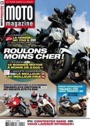 Moto Magazine n°291 - Octobre 2012 (+vidéo) Boutique Presse | Actualité moto | Scoop.it