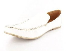 %%%   Andres Machado Mens White Classic Loafers #AM616 (48) Andres Machado White   Mens Slip-on Shoes   Scoop.it