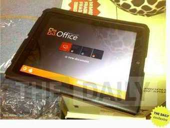Now There's More Evidence That Microsoft Is Making Office For The iPad And iPhone | Real Estate Plus+ Daily News | Scoop.it