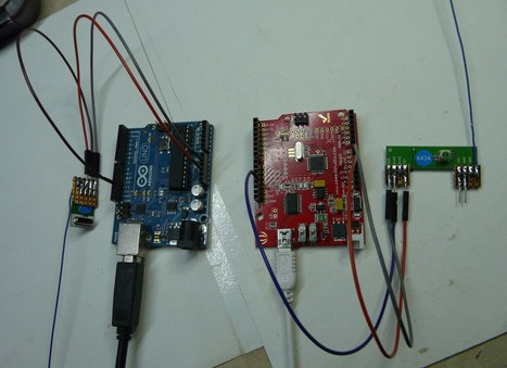 [Tutoriel] Arduino et émetteur/récepteur 433MHz (VirtualWire) | projet ardweather TPE 2013 | Scoop.it