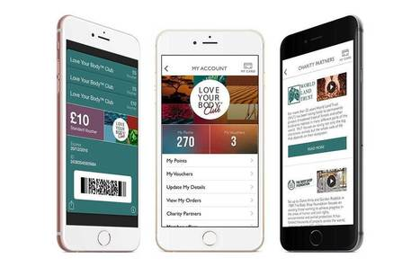 The Body Shop Incorporates Their Loyalty Programme into Their iPhone App | Digital Innovation in Retail | Scoop.it