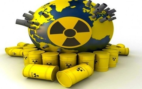 1 460 000 m3 de déchets radioactifs produits en France | Toxique, soyons vigilant ! | Scoop.it