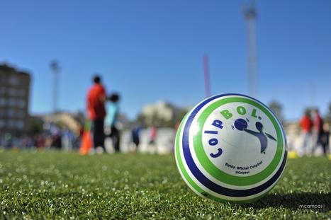 El Colpbol un deporte obligatorio en Educación Física en la Comunidad Valenciana | Educación Física. Compartiendo en la Red | Scoop.it
