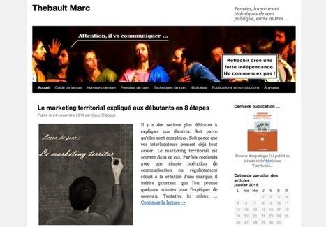 15 blogs et ressources marketing / com' pour bien commencer 2015...   e.communication   Scoop.it