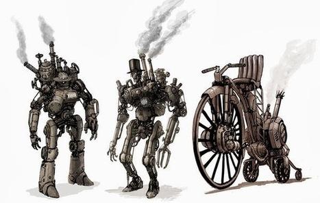 Contos do Guerreiro: Steampunk e sua Literatura... | Paraliteraturas + Pessoa, Borges e Lovecraft | Scoop.it