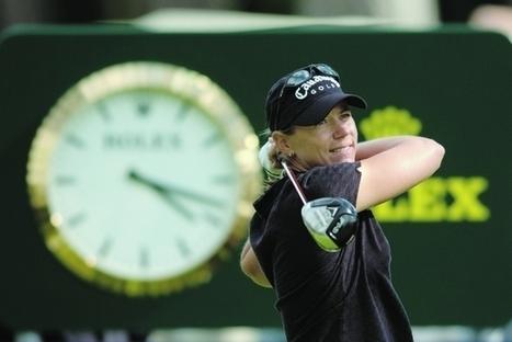 Le Figaro Golf - Actu Golf - ''Être forte dans l'attente''   Nouvelles du golf   Scoop.it