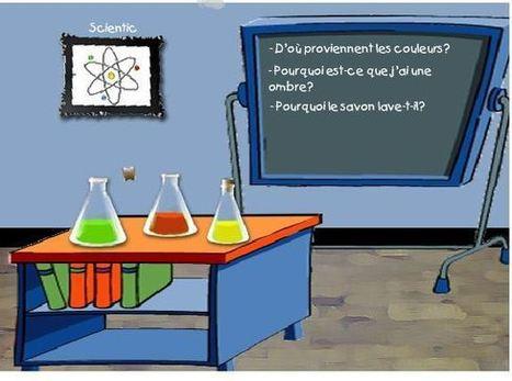 La science en classe de français | Apprentissage du FLE et outils numériques | Scoop.it