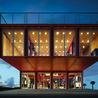 Arquitectura Móvil y Modular - Inatech Finishing Center