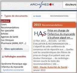 Archimedox, startup rochelaise, lance un moteur de recherche médical intelligent - lepetiteconomiste.com portail de l'économie en Poitou-Charentes   Patient 2.0 et empowerment   Scoop.it