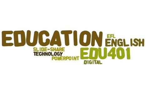 Ms.Huda: Wordle in EDU401 | Technology EDU401 | Scoop.it