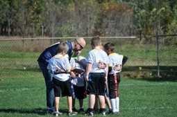 Youth Flag Football Playbook | Ruff in it up on the field | Scoop.it