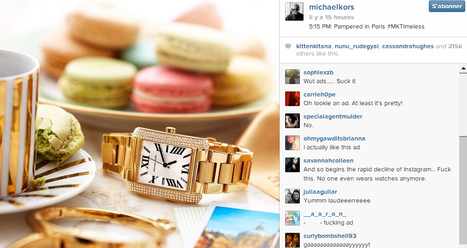 Michael Kors premier annonceur officiel sur Instagram | Branding News & best practices | Scoop.it