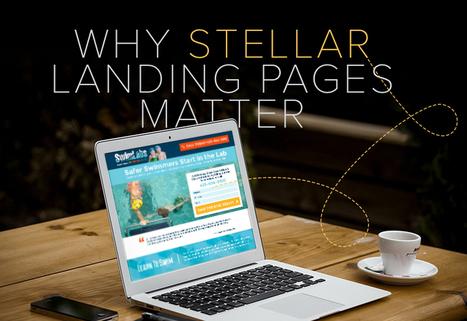 Stellar Landing Pages Matter More Than You Think | Bigfin Blog | Scoop.it