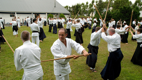 Five 'Get Out of Your Own Way' Leadership Skills from Aikido | Innovation Creativity Leadership | Scoop.it