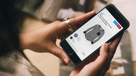 Pinterest Has Started Rolling Out Buyable Pins On The iPhone AndiPad | Pinterest | Scoop.it