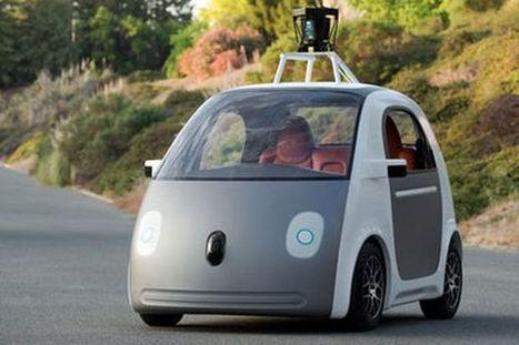La Google Car débarque sur les routes de Californie (vidéo) | Web information Specialist | Scoop.it