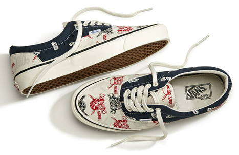 Vault by Vans x Star Wars 2014 Spring/Summer Collection - Essential Homme - The Men's Style Guide | Sneakers | Scoop.it