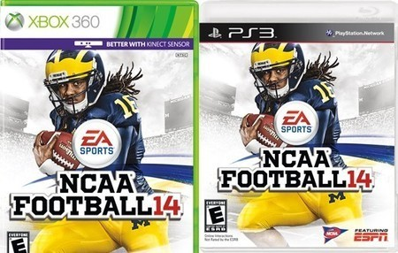 NCAA Football 14 to include offline-only Kinect support | Joystiq | xxSPORTSxx | Scoop.it
