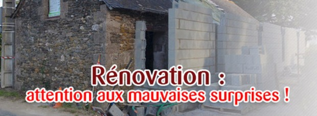 (BLOG Technitoit) Rénovation : attention aux mauvaises surprises ! | La Revue de Technitoit | Scoop.it