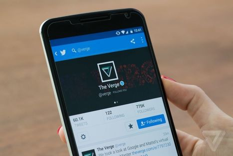 Twitter's new, longer tweets are coming September 19th | Books and Audiobooks... for English teachers and students | Scoop.it