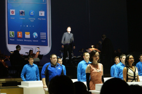 Samsung profits up 50%, smartphone market share grows to 33% (as Apple takes a dive) | An Eye on New Media | Scoop.it