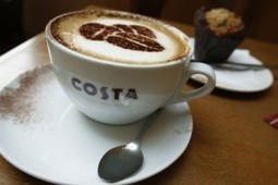Costa Coffee to Make China its 'Second Home' | Red Luxury | JIS Brunei: Business Studies Research: Whitbread | Scoop.it