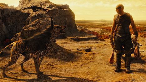 Mokko Studio VFX Producer Marc A. Rousseau on Riddick | Stuff that Tweaks | Scoop.it