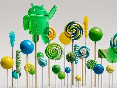 Android 5.0 Lollipop Starts Rolling Out | Technology News | Scoop.it