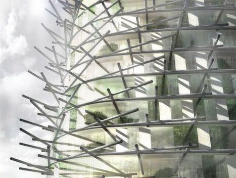 Une tour grandit grâce au recyclage de ses occupants | Innovation dans l'Immobilier, le BTP, la Ville, le Cadre de vie, l'Environnement... | Scoop.it