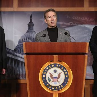 Rand Paul, GOP senators threaten filibuster on guns | Freedom and Politics | Scoop.it