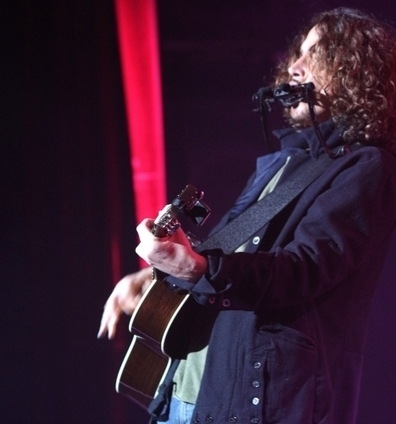 Chris Cornell acoustique et magique au Trianon | News musique | Scoop.it