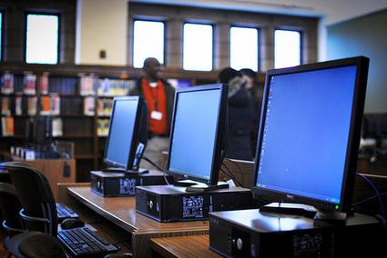 La bibliothèque numérique des USA en ligne le 18 avril | L'ebook dans l'édition scientifique et universitaire | Scoop.it