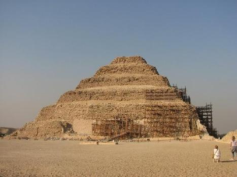 UNESCO teams visits old Cairo, Djoser's step pyramid - Ancient Egypt - Heritage - Ahram Online | Egyptology and Archaeology | Scoop.it