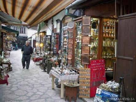 BOSNIA: Sarajevo Kazandžiluk (Coppersmiths street) | Muslim Traveler | Scoop.it