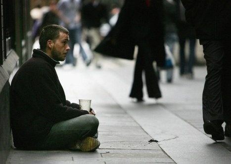 Homelessness falling in Scotland, but temporary solutions still too prevalent   Lakin Gov N Law   Scoop.it