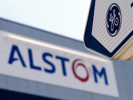 Alstom poursuit GE en justice aux USA pour rupture de contrat   EricJ 's Railway Topics   Scoop.it