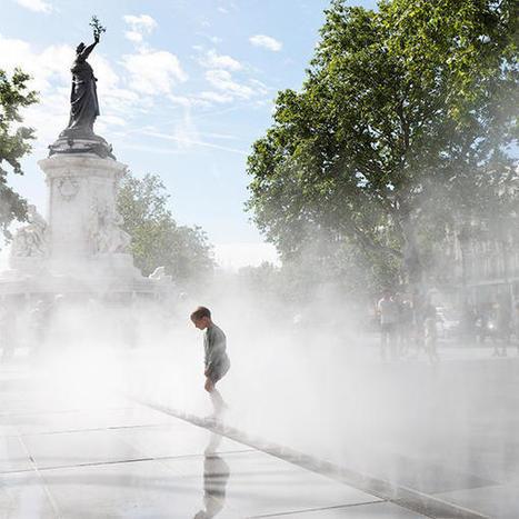 Canicule : Comment adapter Paris aux événements extrêmes ?   ville et jardin   Scoop.it