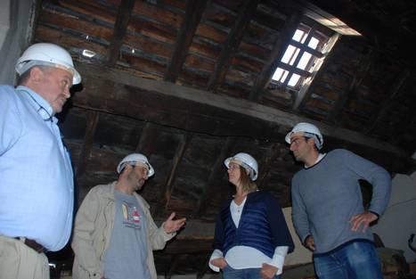 O Concello inicia as obras de consolidación do Cuartel de San Fernando, onde quere o Museo da Romanización - Xornal de Lugo | Romanización en España e Galicia | Scoop.it