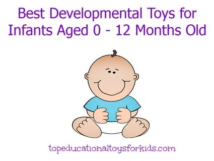The Best Developmental Toys for Infants Aged 0 – 12 Months | Child's Play, Education & Development | Scoop.it