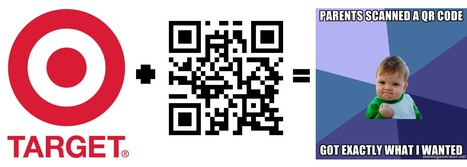 QR codes key driver in 2012 holiday marketing efforts - Mobile Marketer | MobileWeb | Scoop.it