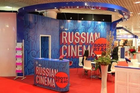 RUSSIAN CINEMA de retour au MIPTV 2014   Médias en Russie   Scoop.it