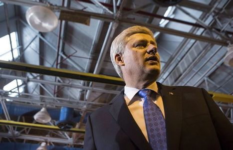 Place à une campagne électorale canadienne «à l'américaine» | Politique et actualité Québec - Canada | Scoop.it