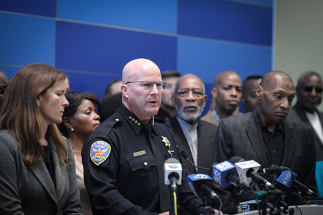 SFPD to receive harassment training in wake of racist text messages - The San Francisco Examiner | Police Problems and Policy | Scoop.it