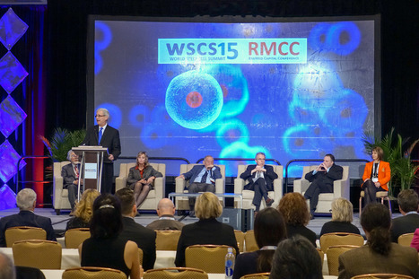 Top 10 Quotes from Day 1 of the World Stem Cell Summit (#WSCS15) | BIOINFORMANT, Your Global Leader in Stem Cell Market Research | Social Networking is Internet Marketing | Scoop.it