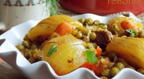 Tajine fenouil carottes | Cuisine Du Monde -cuisine Algerienne- recettes ramadan | Scoop.it