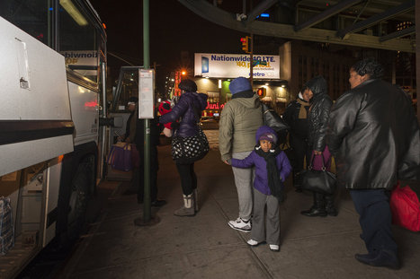 Family Time on Prison Buses | SocialAction2015 | Scoop.it