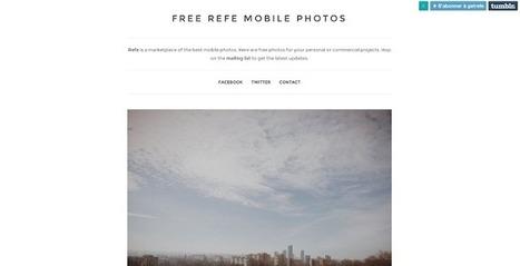 Iscomigoo, le webdesign au quotidien: Accéder à des stocks de photos gratuites grâce à Iscomigoo Webdesign   UX & Webdesign   Scoop.it