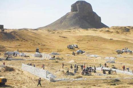No-longer-a-sacred-site | Égypt-actus | Scoop.it