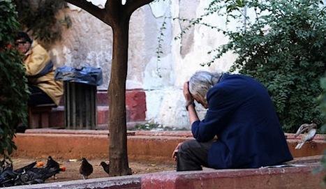 """A l'encontre » Grèce: euro ou drachme ?   """"Privé de Salaire""""   Scoop.it"""